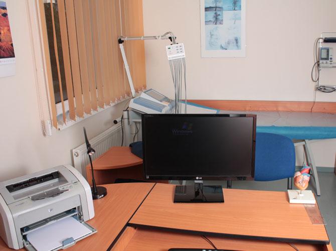 Kardiologické pracoviště