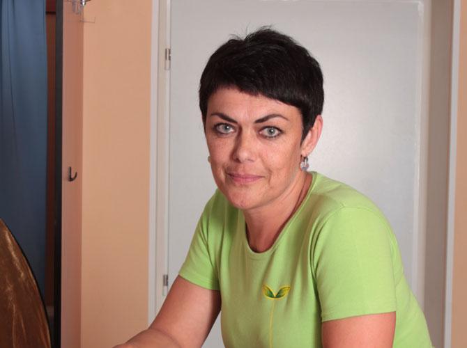 Zdravotní sestra Taťána