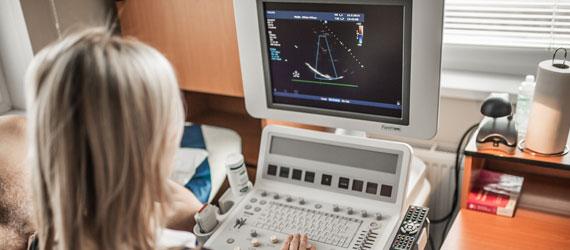 Komplexní interní a kardiologická péče